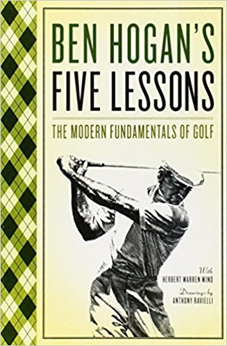 Ben Hogan golf book