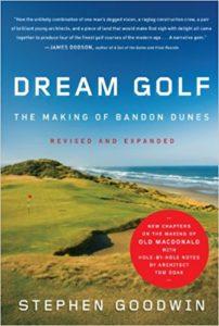 Dream Golf Book