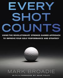 Every Shot Counts Golf Book