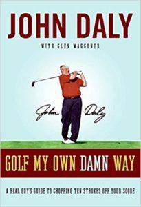 John Daly Golf Book