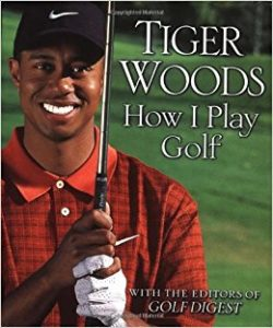 Tiger Woods Golf Book