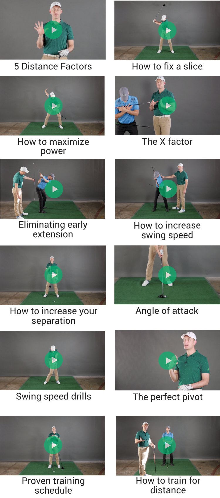 golf-distance-training-program