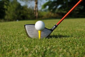 increase driver distance tee height