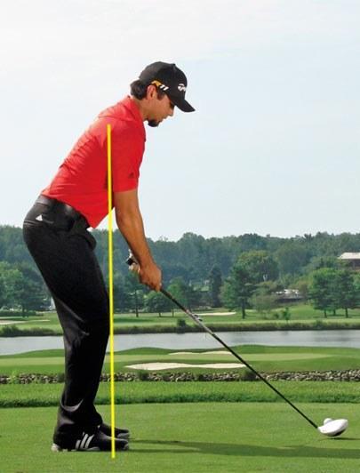 Proper Golf Stance Day