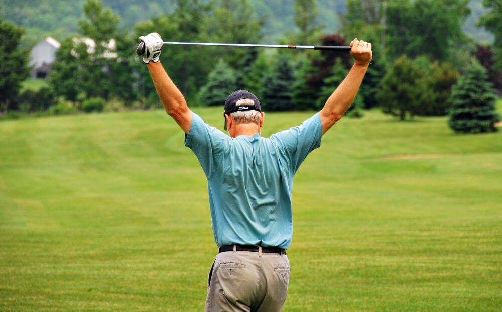 Golf Driving Tips Stretch